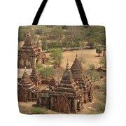 Ancient Stupa Tote Bag