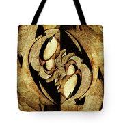 Ancient Symbols Tote Bag