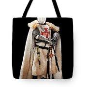 Ancient Templar Knight - 02 Tote Bag