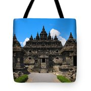 Ancient Temple Tote Bag