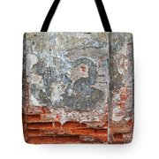Ancient Wall. Tote Bag
