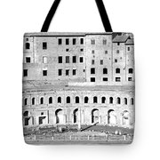 Ancient Windows Tote Bag