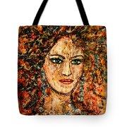 Ancient Woman Tote Bag