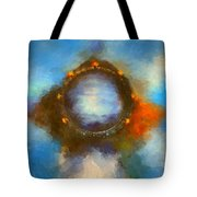 Ancient Worlds Tote Bag