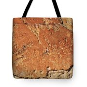 Ancient Writings  Tote Bag