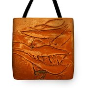 Ancients Live - Tile Tote Bag