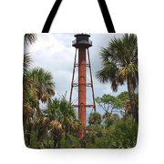 Anclote Key Lighthouse Tote Bag