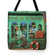 Ancora Una Bicicletta Rossa Tote Bag
