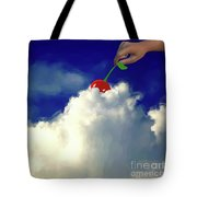 And A Cherry On Top Tote Bag