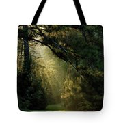 And A New Day Will Dawn... Tote Bag