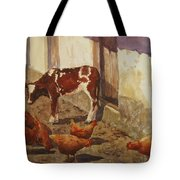 And Again The Sun Tote Bag