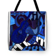 and All that Jazz one Tote Bag
