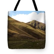 And Autumn Came With Wind And Gold Tote Bag