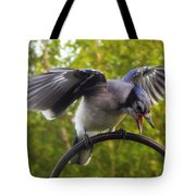And Further More Tote Bag