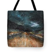 And Life Goes On Tote Bag