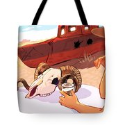 And Not A Drop To Drink Tote Bag