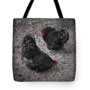 And Round They Go Tote Bag
