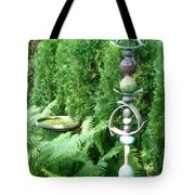 And Sculpture Garden Tote Bag