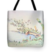 And The Earth Boiled Away Tote Bag