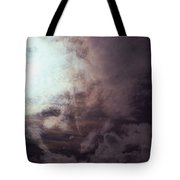And The Lesser Light To Rule The Night Tote Bag
