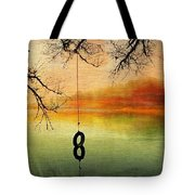 ...and The Livin' Is Easy... Tote Bag