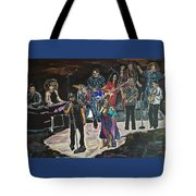 And The Melody Still Lingers On Tote Bag