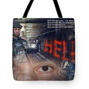 And The Words Of The Prophets Are Written On The Subway Walls II Tote Bag