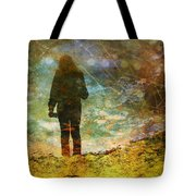 And Then He Turned Her World Upside Down Tote Bag