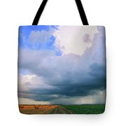 And Then The Sky Opened Tote Bag