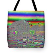 And There Were Rainbows Tote Bag
