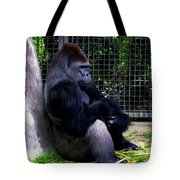 And They Have Me In A Cage Tote Bag