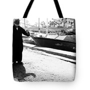 And This Is Today Tote Bag
