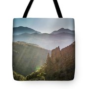 Andalucia Morning Tote Bag