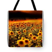Andalucian Suns Tote Bag