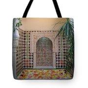 Andalus Mansion In Cordoba Tote Bag