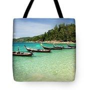 Andaman Coast Tote Bag