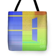 Andee Design Abstract 2 Of The 2016 Collection Tote Bag by Andee Design