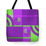 Andee Design Abstract 4 Of The 2016 Collection Tote Bag by Andee Design