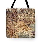 Andersen: Little Mermaid Tote Bag