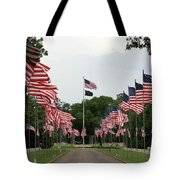 Andersonville National Cemetery Tote Bag