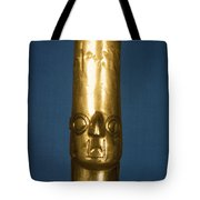 Andes: Gold Effigy, 1400 Tote Bag