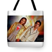 Andrew Blaner A Night Out Tote Bag