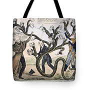 Andrew Jackson (1828) Tote Bag
