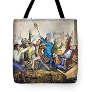 Andrew Jackson (1833) Tote Bag