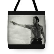 Andrew Lincoln Tote Bag