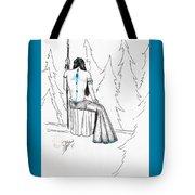 Androdameia Tote Bag