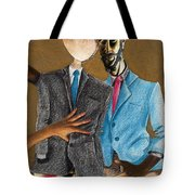 Androginality Tote Bag