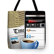 Android App Development Abu Dhabi Tote Bag