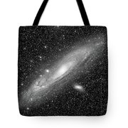 Andromeda Galaxy Tote Bag
