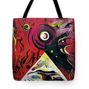 Andromeda Galaxy Tote Bag by John Jr Gholson